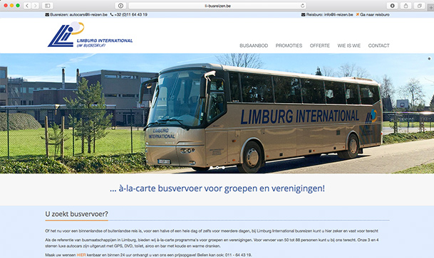 Limburg International busreizen Overpelt